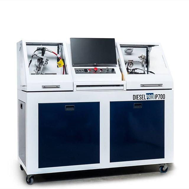 Диагностику производим на профессиональном оборудовании Diesel PRO iP700. Стенд позволяет тестировать и присваивать коды форсункам всех типов и  производителей. Тест планы и алгоритмы кодирования от Bosch, Hartridge. Подробнее по ссылке tnvdstend.ru